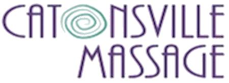 Catonsville Massage Logo